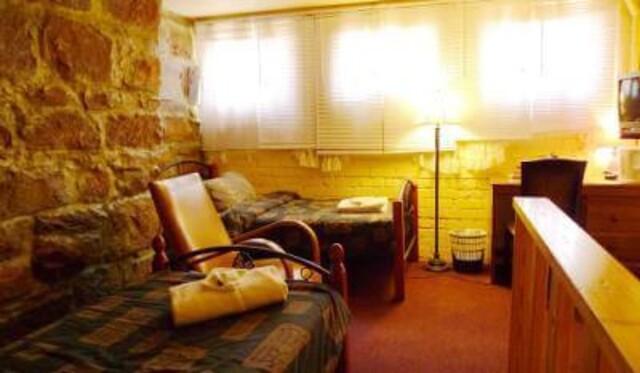 Ground Floor Twin Suite